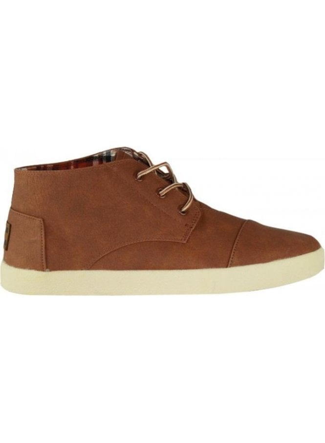 TOMS Paseo Mid Boot Brown