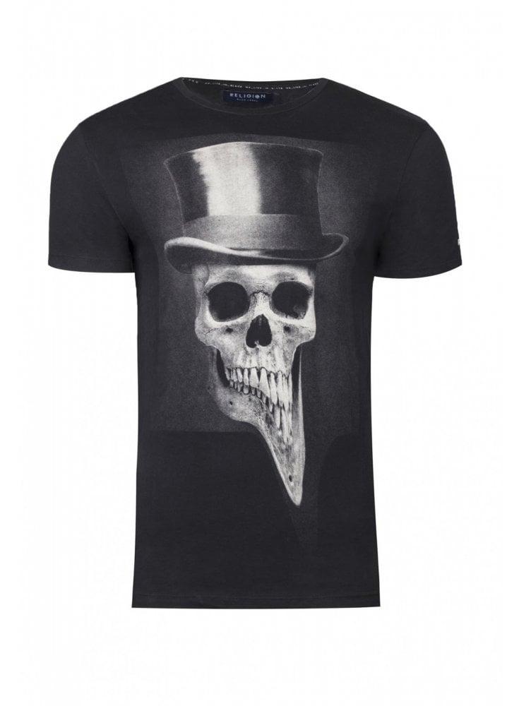 fd0964c10 Top Hat Curve Hem T-Shirt