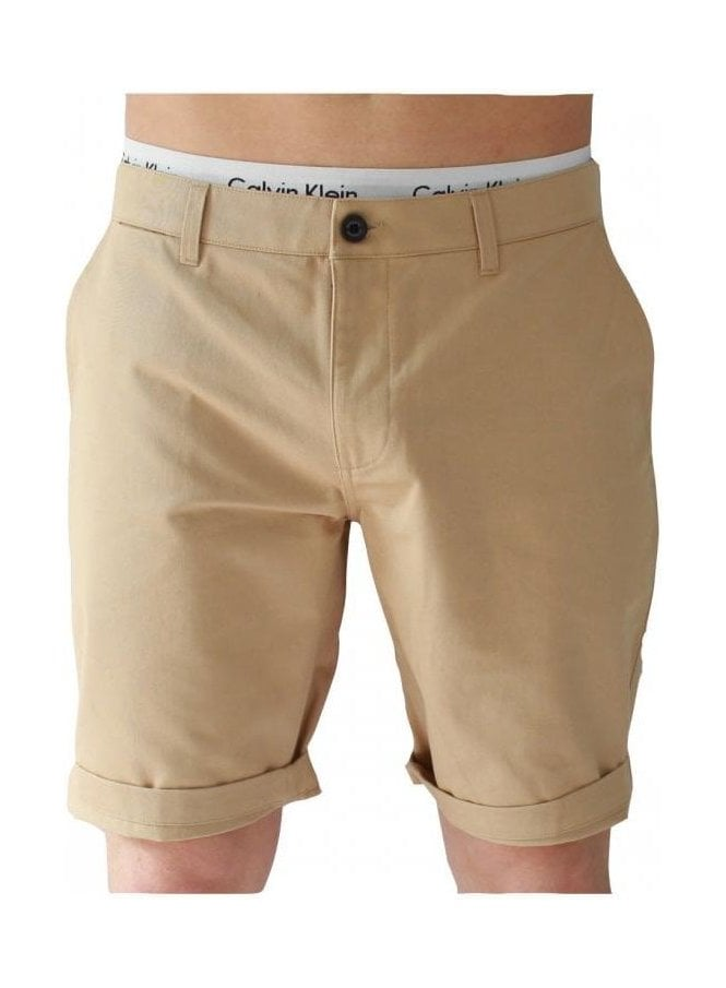 WEEKEND OFFENDER Fairfield Shorts Stone
