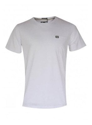 Griffiths Tshirt White (spring & summer 15)