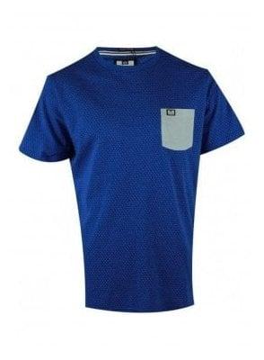 Palisades Tshirt Olympian Blue (spring & summer 15)