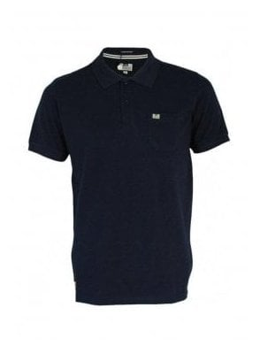 Rodchenko Pocket Polo Navy