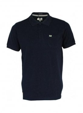 Rodchenko Pocket Polo Navy (spring & summer 15)