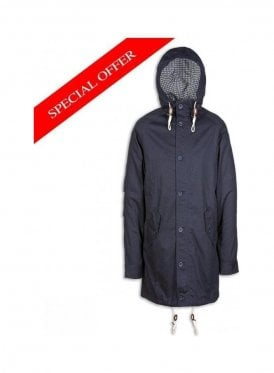 Stones Outdoor Coat Navy