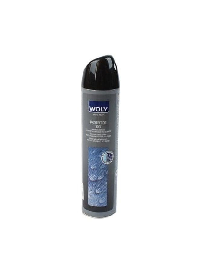 WOLY 3x3 Suede/leather Shoe/handbag/waterproof Pro Neutral 300ml